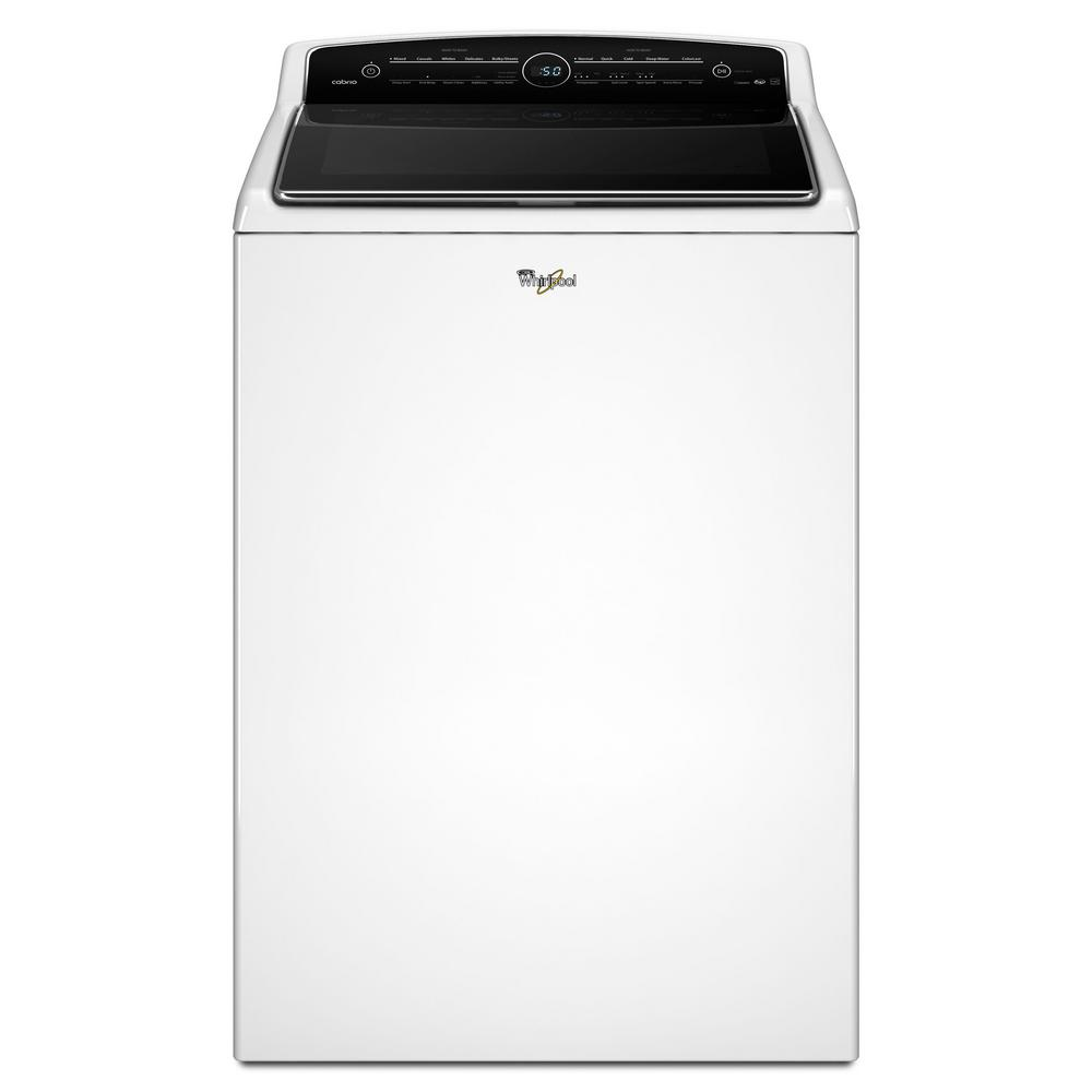 medium resolution of whirlpool 5 3 cu ft high efficiency white top load washing machine download whirlpool cabrio washer diagram at marks web of books