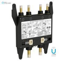 MOEN U by Moen Shower 4-Outlet Digital Thermostatic Shower ...