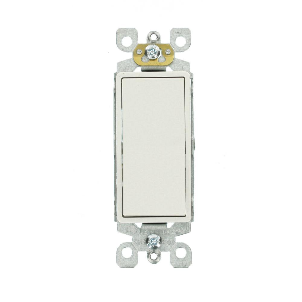 hight resolution of leviton decora 15 amp 3 way switch white