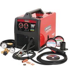forney 120 volt 140 amp easy weld multi process mig tig stick welder 271 the home depot [ 1000 x 1000 Pixel ]