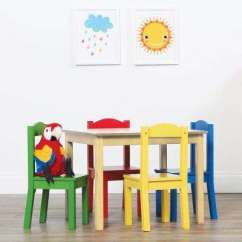 Chairs For Kids Room Table And Chair Rentals Phoenix Tables Playroom The Home Depot Primary 5 Piece Natural Set