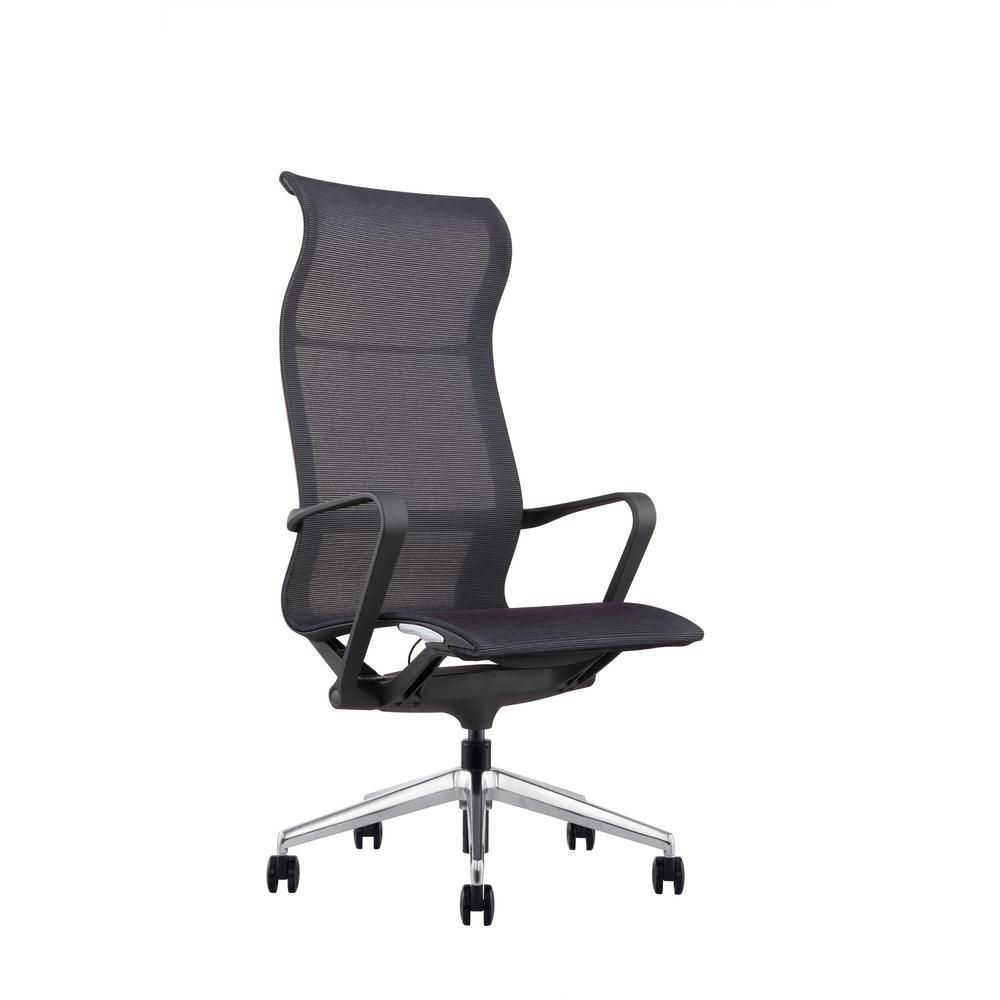 office chair high seat duncan phyfe chairs cozyblock hilo series ergonomic back mesh adjustable height and tilt lock extensive lumbar support