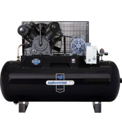 120 gal stationary electric air compressor [ 1000 x 1000 Pixel ]