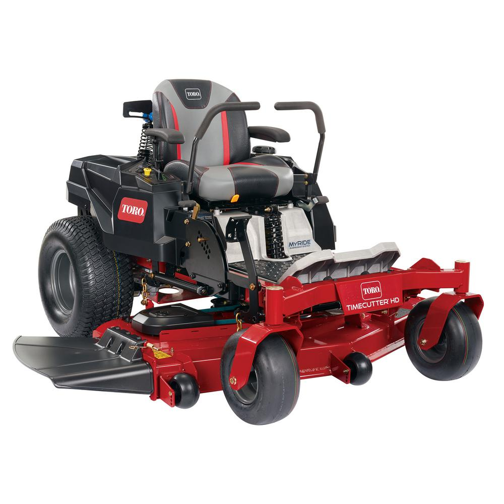 hight resolution of toro timecutter hd with myride 48 in fab 22 5 hp v twin gas zero marklift