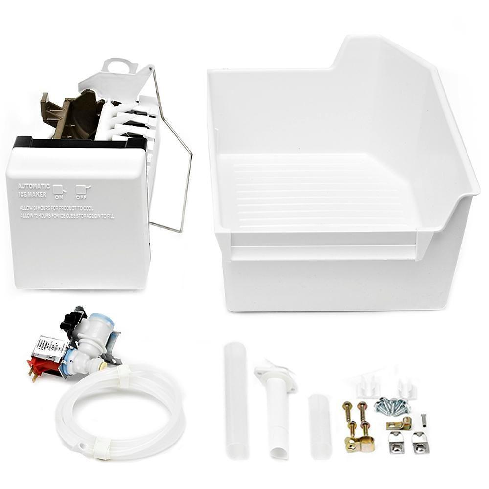 medium resolution of ice maker kit ic13b the home depot maytag ice maker wiring diagram
