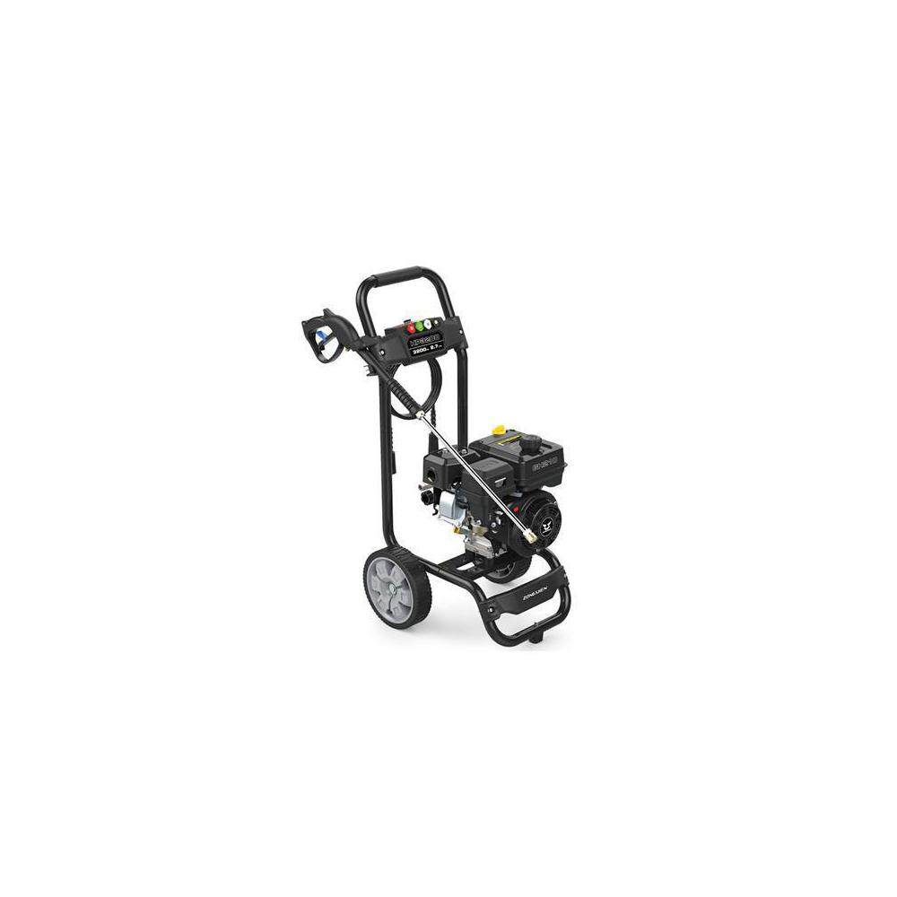 GOL Pumps 2600 psi 2.4 GPM Gas Pressure Washer-HP2600