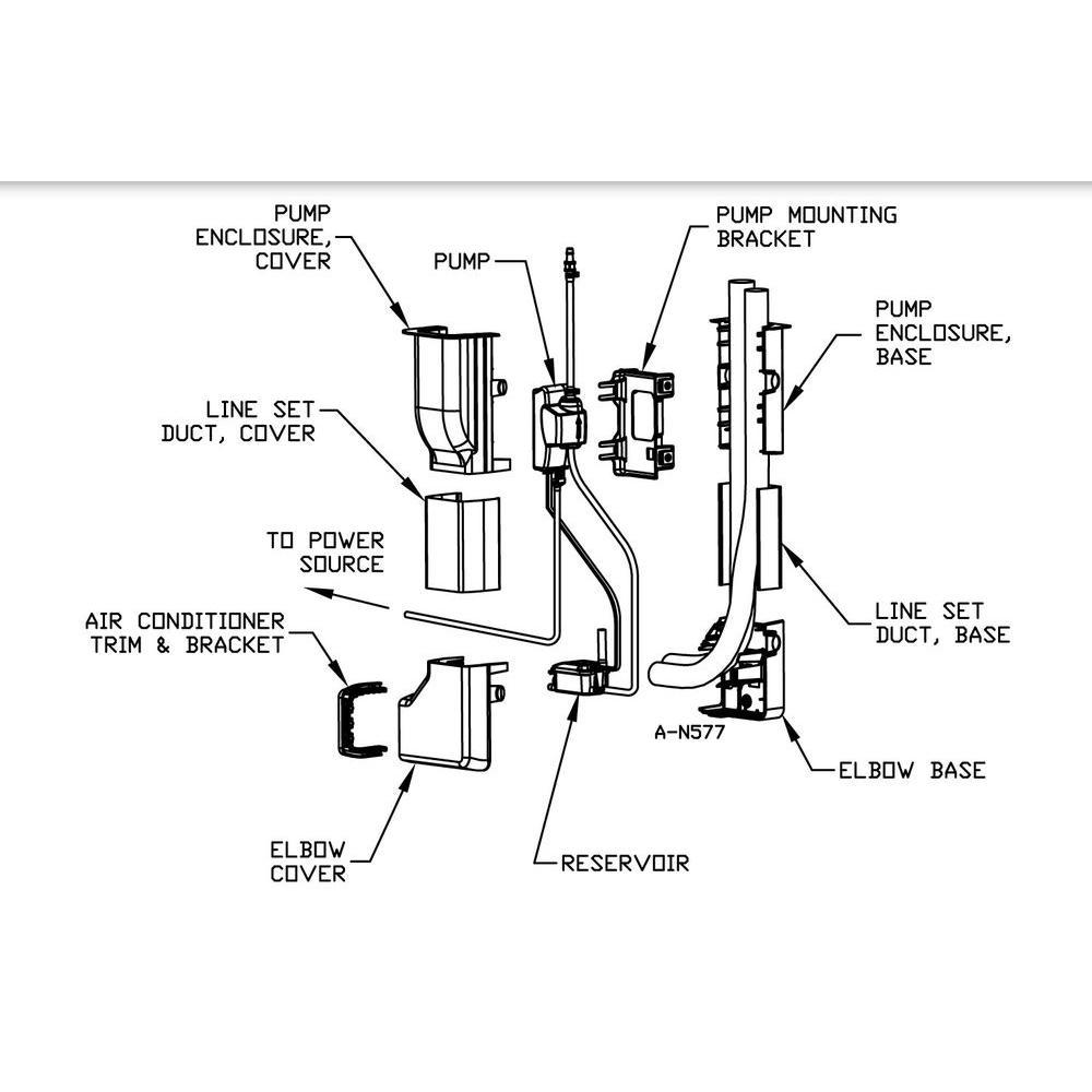 Little Giant Mini Split Condensate Pump Wiring Diagram