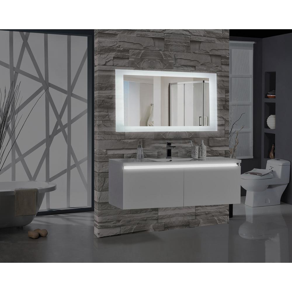 bathroom mirrors - bath - the home depot