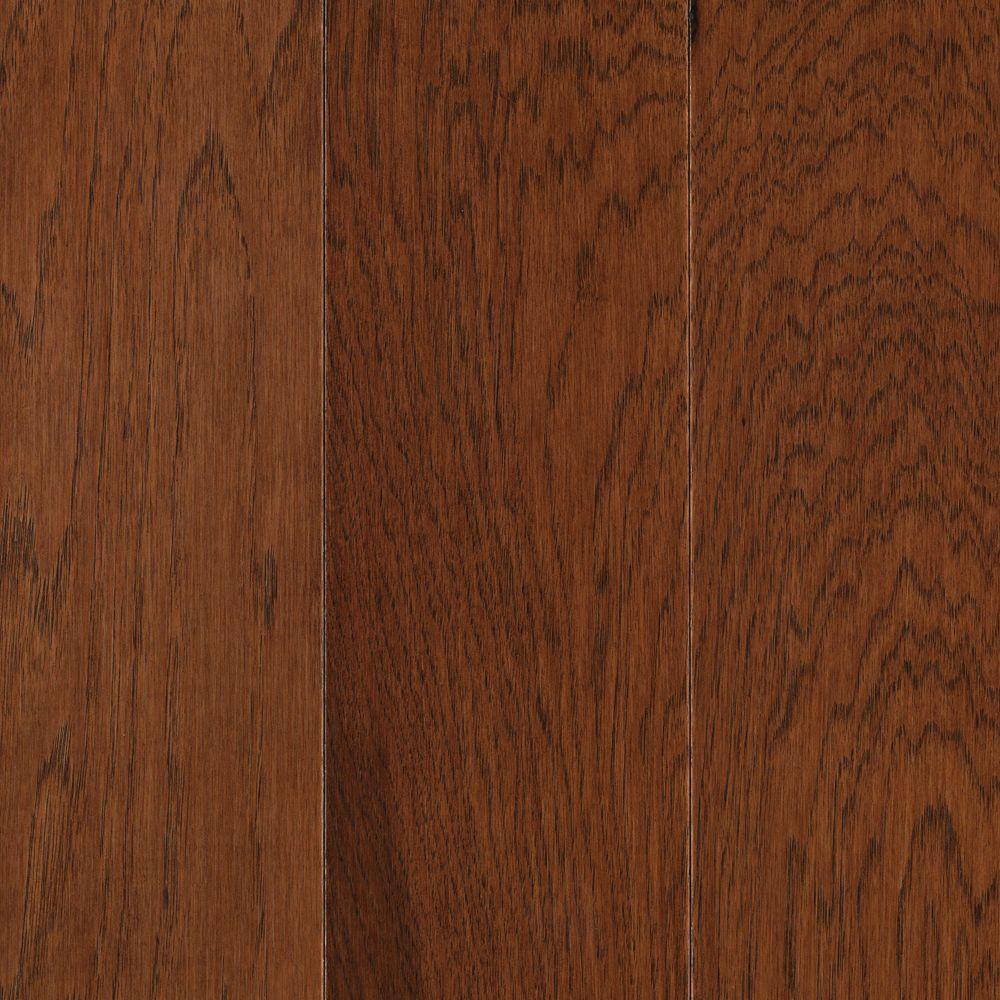 Mohawk Pristine Hickory Warm Cherry Engineered Hardwood