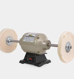 benchtop heavy duty buffer polisher grinder [ 1000 x 1000 Pixel ]