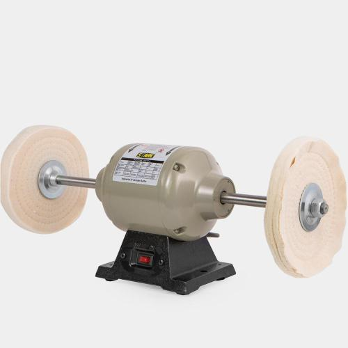 small resolution of benchtop heavy duty buffer polisher grinder