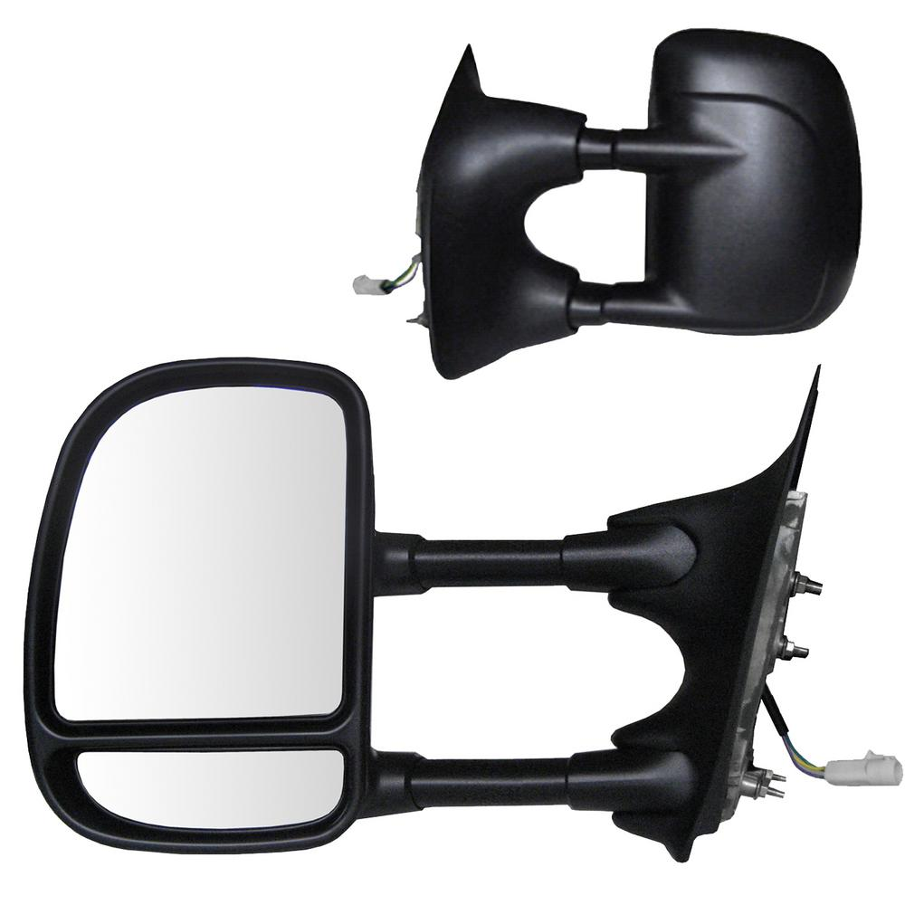 medium resolution of fit system towing mirror for 99 00 ford f250 f350 f450 f550