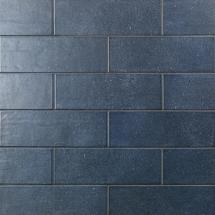 Ivy Hill Tile Piston Camp Blue Rock 4 In. X 12 7mm