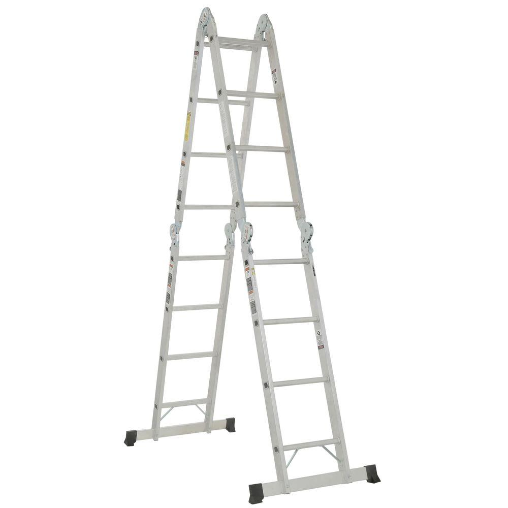 A Frame Ladder 21 Ft Home Depot