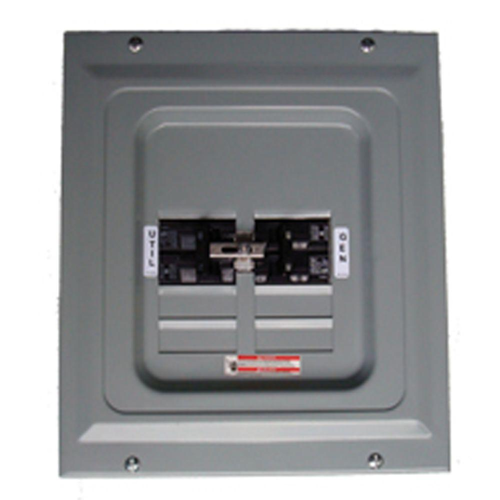 Manual Transfer Switch