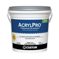 Custom Building Products AcrylPro 1 Gal. Ceramic Tile ...