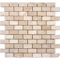 MS International Chiaro Brick 12 in. x 12 in. x 10 mm ...