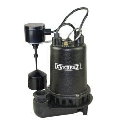 1 hp professional sump pump [ 1000 x 1000 Pixel ]