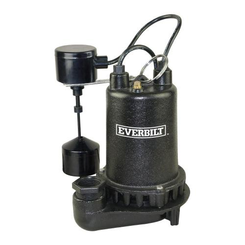 small resolution of 1 hp professional sump pump