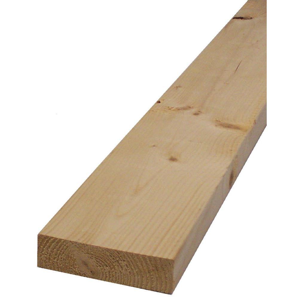 2×4 Lumber Actual Size