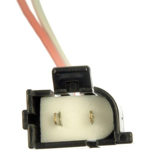 small resolution of electrical harness 2 wire coil repair black