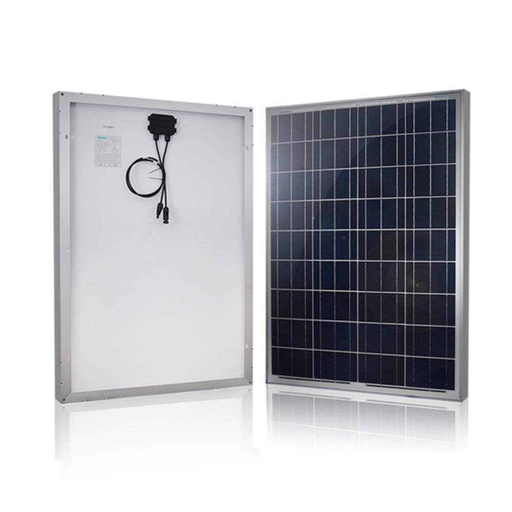 hight resolution of 100 watt 12 volt polycrystalline solar panel