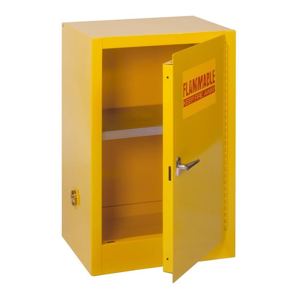 Flammable Liquid Storage Cabinet Osha  Cabinets Matttroy