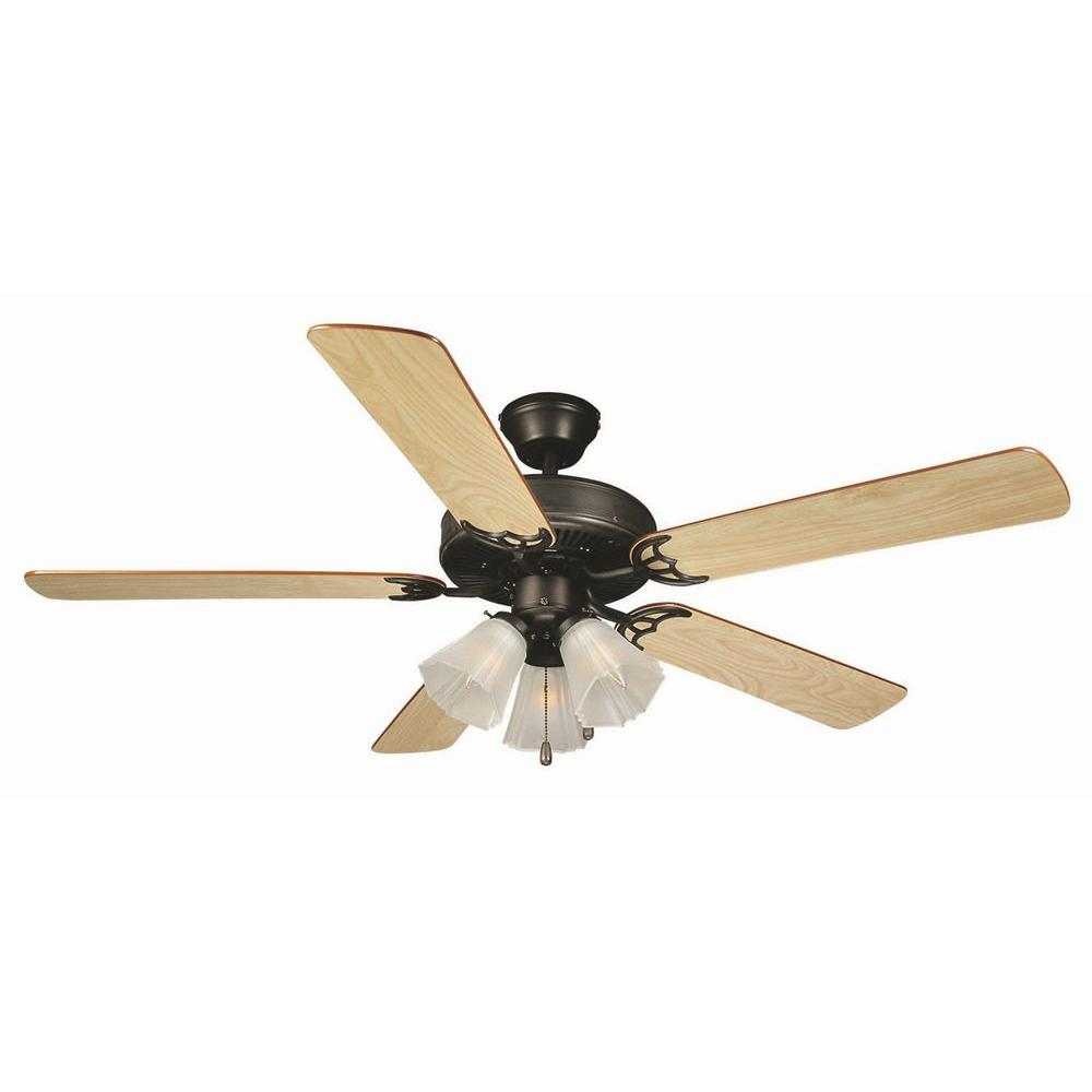 ceiling fan with light kit wiring diagram mallory unilite design house millbridge 52 in satin nickel 153957 the customer reviews