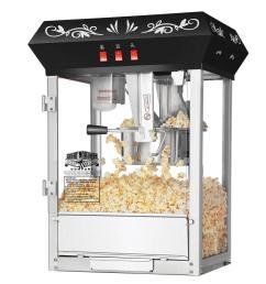 black countertop popcorn machine 6099 the home depot [ 1000 x 1000 Pixel ]