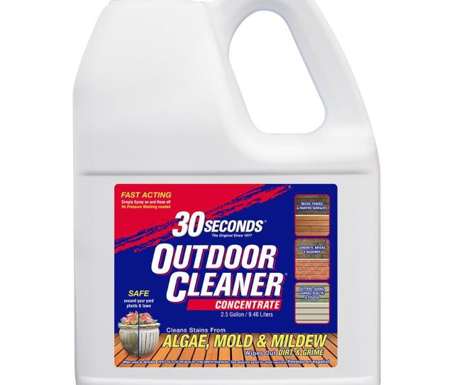Outdoor Cleaner Concentrate
