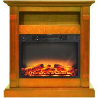 Cambridge Sienna 34 in. Electric Fireplace with Enhanced ...
