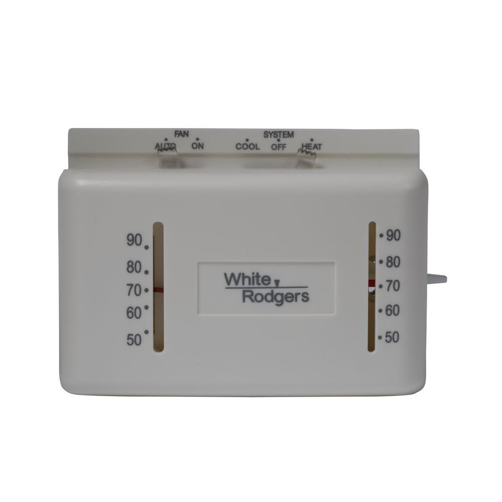 Thermostat Wiring Diagram White Rodgers