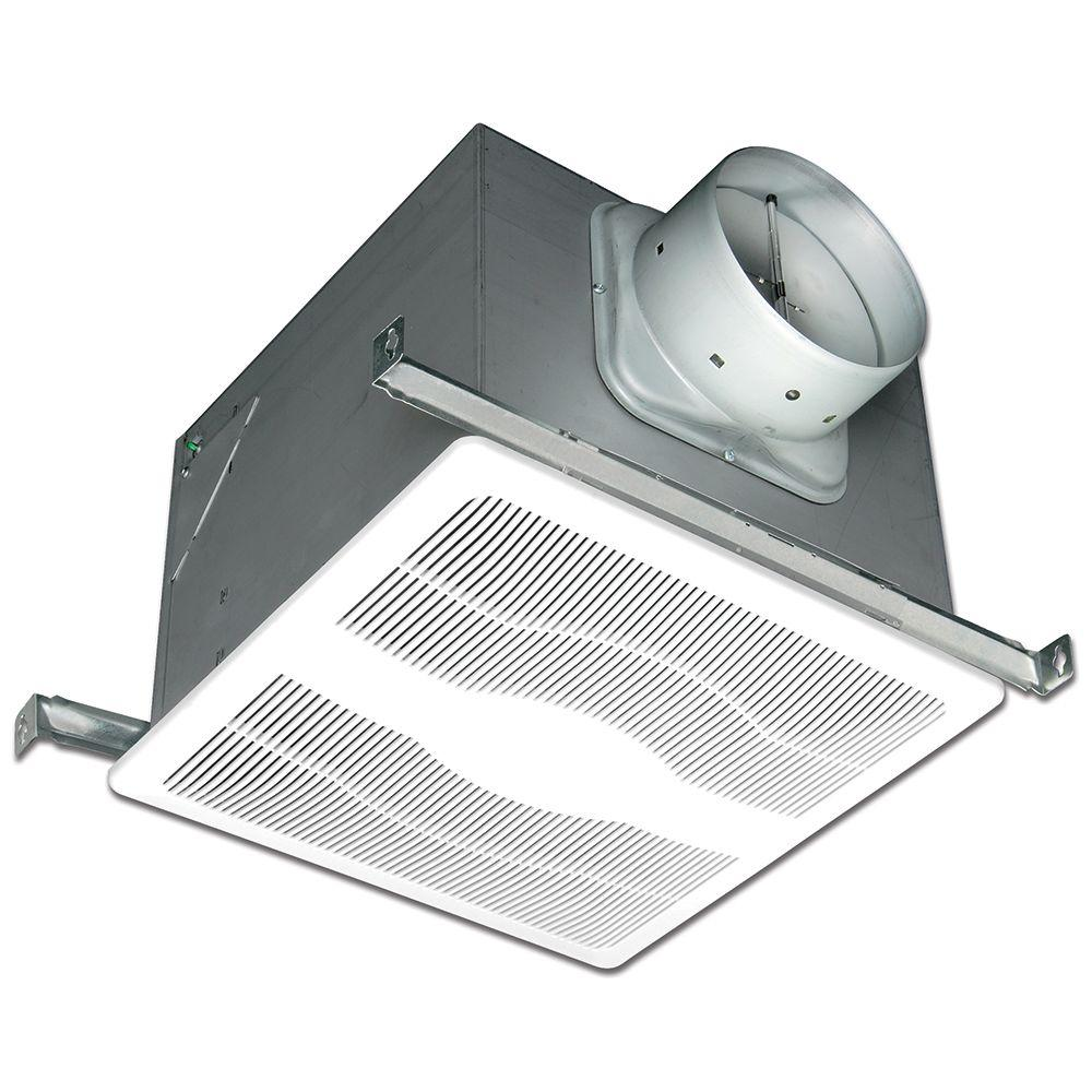 Broan 350 CFM Ceiling Vertical Discharge Exhaust Fan504  The Home Depot