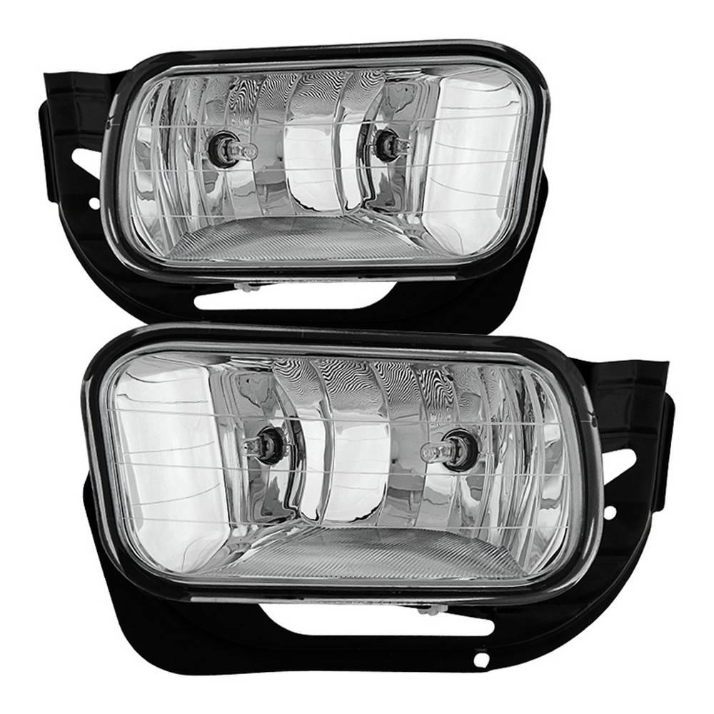 hight resolution of dodge ram 09 12 1500 10 12 2500 3500 oem fog light come with metal bracket no switch clear