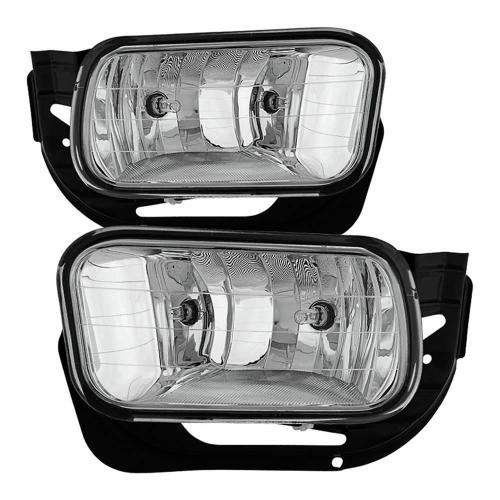 small resolution of dodge ram 09 12 1500 10 12 2500 3500 oem fog light come with metal bracket no switch clear