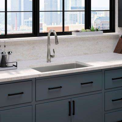 27 kitchen sink spraying cabinets in sinks the home depot strive all one undermount stainless steel 29 single bowl