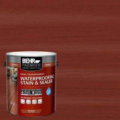 Bright Red Wood Stain