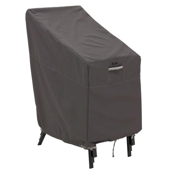 Classic Accessories Ravenna Stackable Patio Chair Cover-55-179-015101-ec - Home Depot
