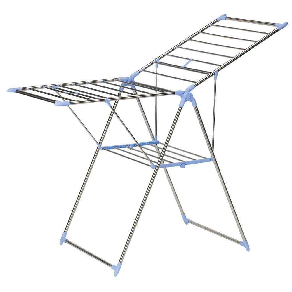 إطار العمل عامة الكسل foldable clothes drying rack