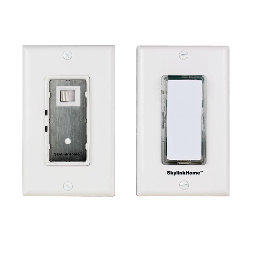 medium resolution of wireless 3 way on off dimmer kit easy installation without neutral wire