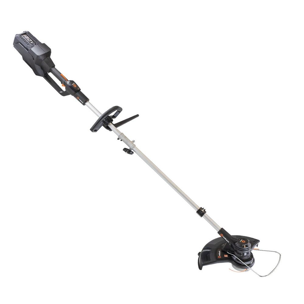 Redback 120-Volt Lithium Ion String Trimmer with Variable