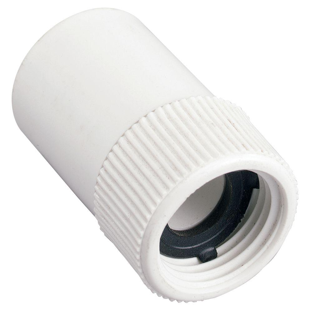 Garden Hose To Pvc Pipe Adapter