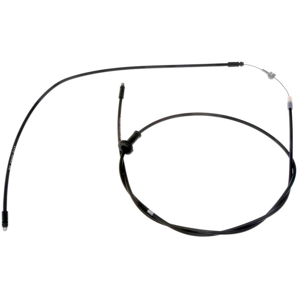 OE SOLUTIONS Hood Release Cable Assembly Pair 2009-2010