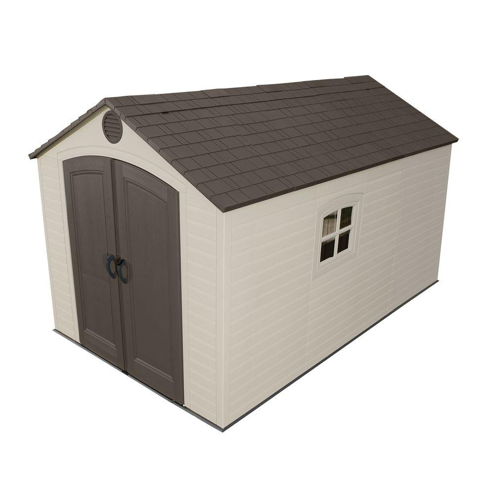hight resolution of outdoor storage shed