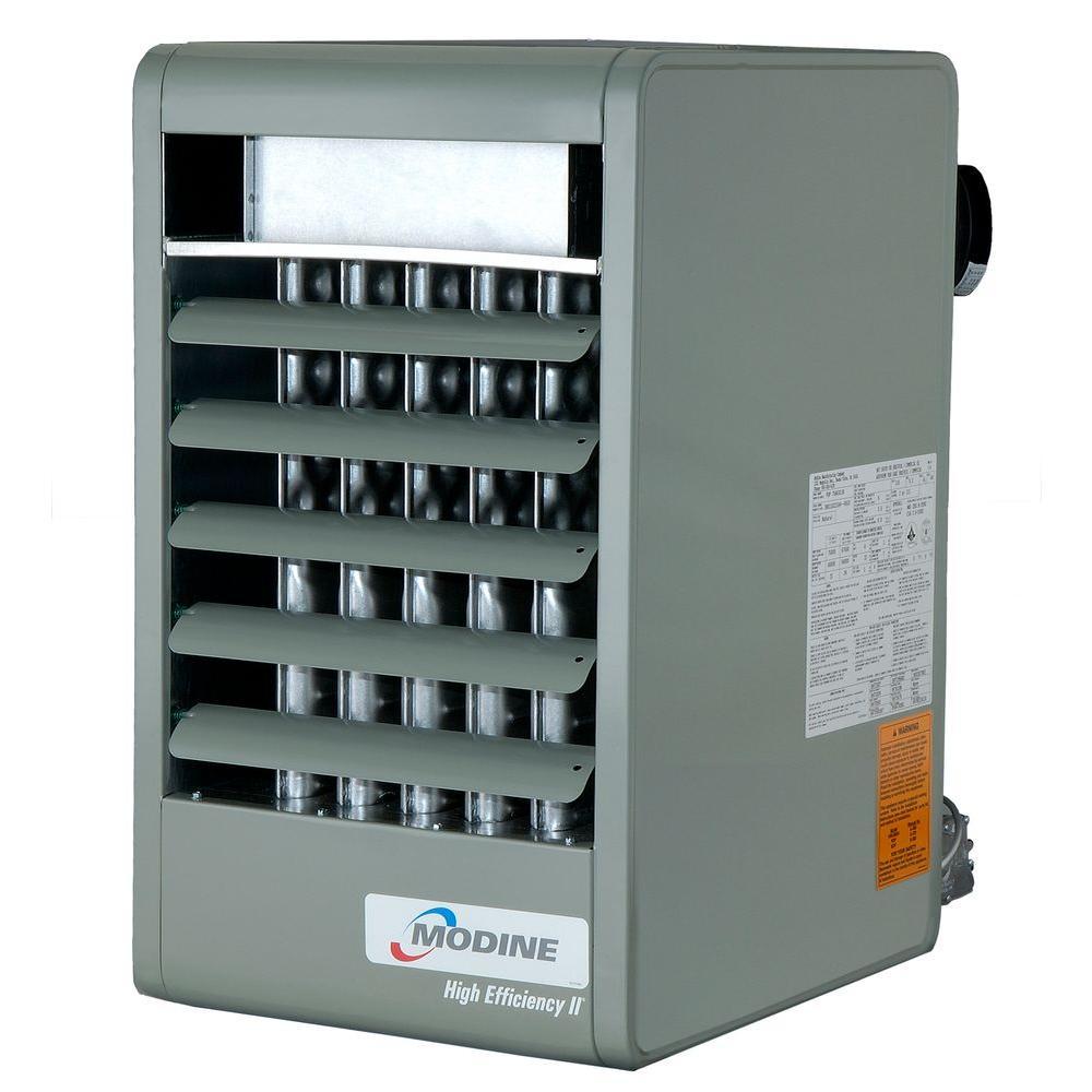 Modine PDP 350000 BTU Natural Gas Vertical Power Vented Unit HeaterPDP350  The Home Depot
