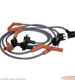 spark plug wire set [ 1000 x 1000 Pixel ]
