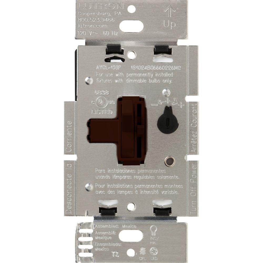 Lowes 4 Way Switch Brown