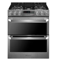 lg signature 7 3 cu ft slide in double oven smart dual fuel range lg stove top wiring diagram [ 1000 x 1000 Pixel ]
