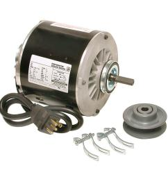 2 speed 1 2 hp evaporative cooler motor kit [ 1000 x 1000 Pixel ]