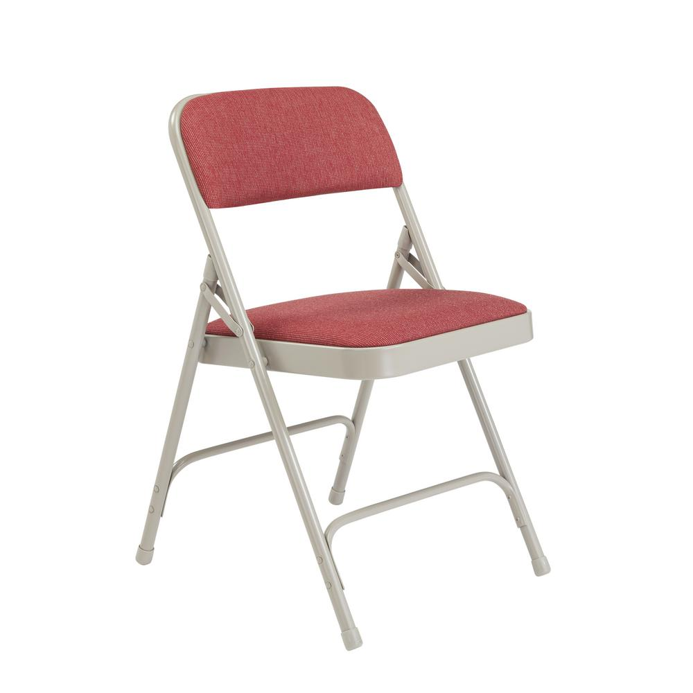 Soft Folding Chairs 4 Fabric Folding Chair Black Soft Padded Seat Compact Steel Back